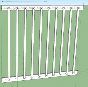 2016-02-10 19_22_50-gate.skp - SketchUp Make