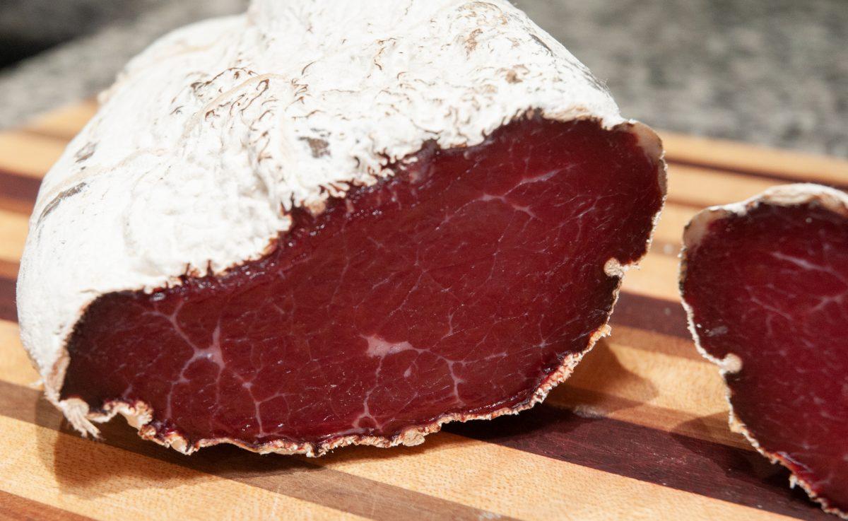 Bresaola – Tasting