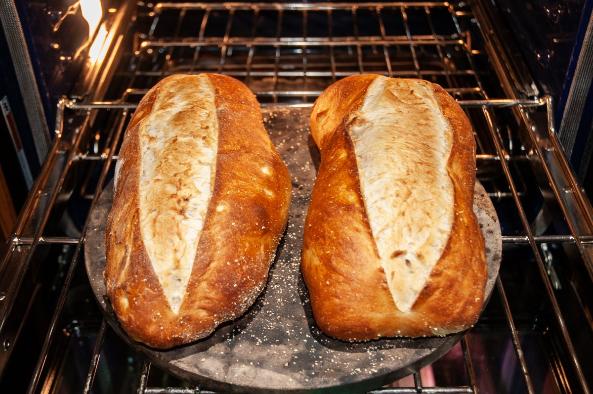 Sourdough Bread Basics 2- Rising, Forming and Baking