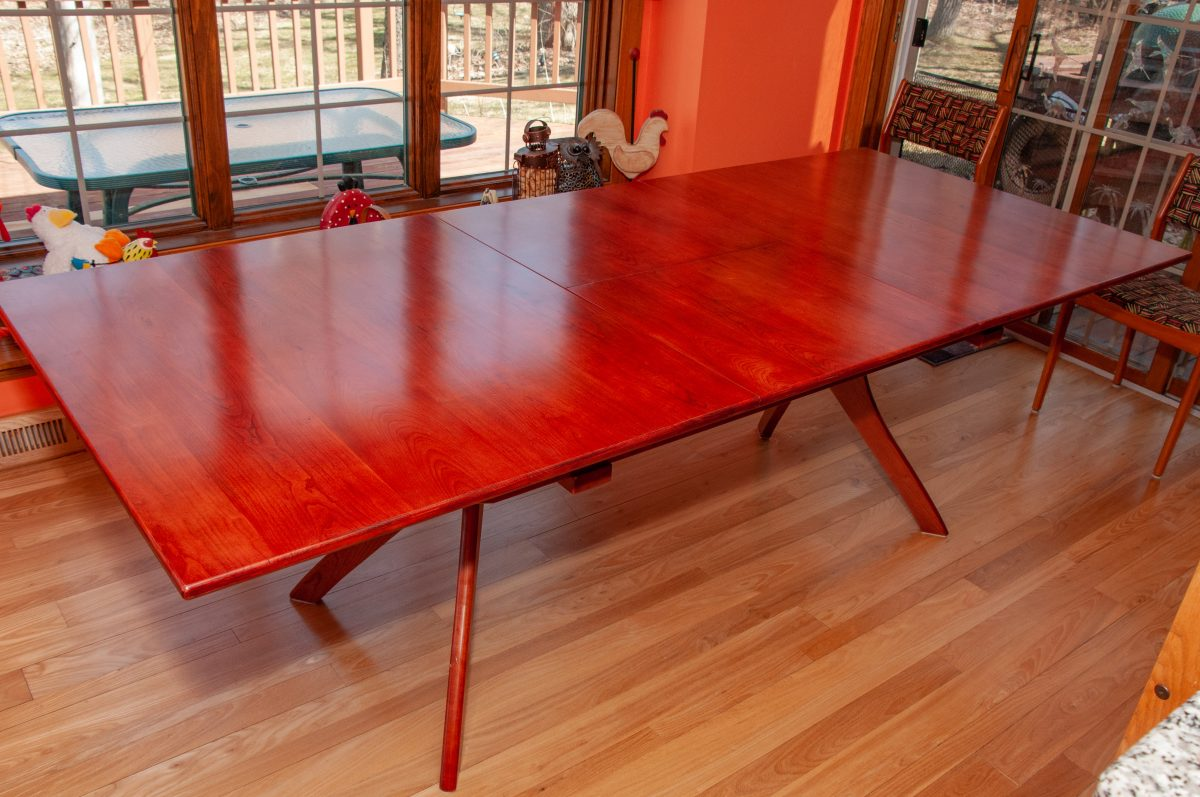 Dining Table – Completion