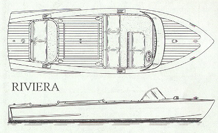 Glen-L Riviera Drawing